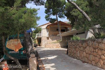 Property Sveta Nedilja (Hvar) - Accommodation 8725 - Apartments near sea.