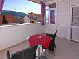 Terrace - Studio flat AS-8726-a - Apartments Stari Grad (Hvar) - 8726