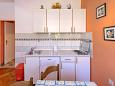 Kitchen - Studio flat AS-8726-b - Apartments Stari Grad (Hvar) - 8726