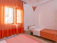 Bedroom - Studio flat AS-8726-b - Apartments Stari Grad (Hvar) - 8726