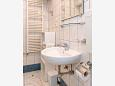 Bathroom - Studio flat AS-8726-d - Apartments Stari Grad (Hvar) - 8726