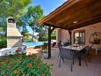 Courtyard Basina (Hvar) - Accommodation 8731 - Vacation Rentals with pebble beach.