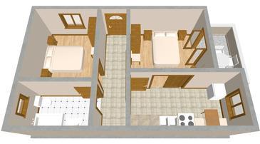 Apartment A-874-a - Apartments Sali (Dugi otok) - 874