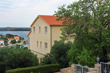 Property Sali (Dugi otok) - Accommodation 874 - Apartments near sea with pebble beach.
