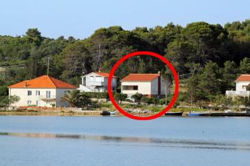 Property Veli Rat (Dugi otok) - Accommodation 875 - Vacation Rentals near sea with rocky beach.