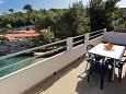 Terrace - Apartment A-8761-d - Apartments Uvala Zastupac (Hvar) - 8761