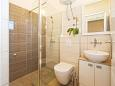 Bathroom - Apartment A-8761-e - Apartments Uvala Zastupac (Hvar) - 8761
