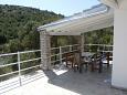 Terrace 1 - House K-877 - Vacation Rentals Telašćica - Uvala Pasjak (Dugi otok) - 877