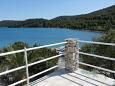Terrace 1 - view - House K-877 - Vacation Rentals Telašćica - Uvala Pasjak (Dugi otok) - 877