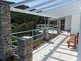 Terrace 2 - House K-877 - Vacation Rentals Telašćica - Uvala Pasjak (Dugi otok) - 877