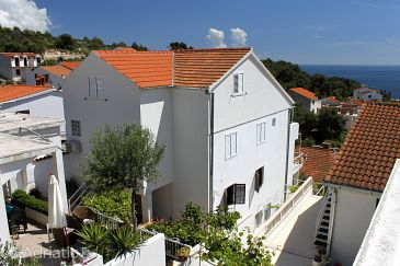 Property Hvar (Hvar) - Accommodation 8770 - Apartments with pebble beach.