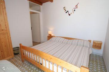Uvala Zaraće (Dubovica), Bedroom u smještaju tipa room, dostupna klima, dopusteni kucni ljubimci i WIFI.