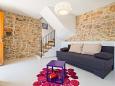 Living room - House K-8790 - Vacation Rentals Pitve (Hvar) - 8790