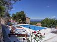 Courtyard Pitve (Hvar) - Accommodation 8790 - Vacation Rentals with sandy beach.