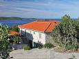 Property Zavala (Hvar) - Accommodation 8802 - Apartments with pebble beach.