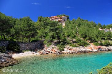 Property Rosohotnica (Hvar) - Accommodation 8806 - Apartments near sea.