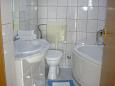 Bathroom - Apartment A-8812-b - Apartments and Rooms Hvar (Hvar) - 8812