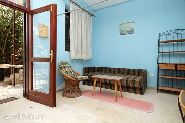 Duboka, Living room u smještaju tipa studio-apartment, dopusteni kucni ljubimci.