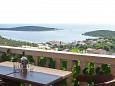 Terrace - view - Apartment A-8839-c - Apartments Rukavac (Vis) - 8839