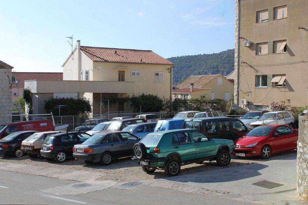 Apartmán v meste Komiža - 8841