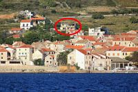 Apartments and rooms with parking space Komiža (Vis) - 8844