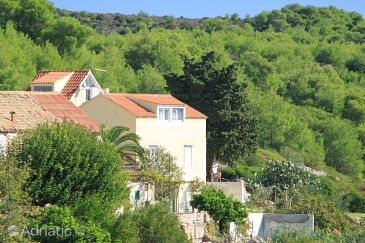 Property Rukavac (Vis) - Accommodation 8851 - Apartments with pebble beach.