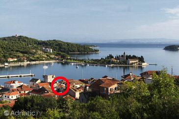 Property Vis (Vis) - Accommodation 8854 - Apartments and Rooms near sea with pebble beach.