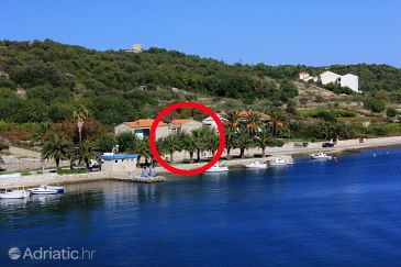 Property Vis (Vis) - Accommodation 8855 - Apartments near sea with pebble beach.