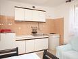 Kitchen - Apartment A-8863-a - Apartments Rukavac (Vis) - 8863