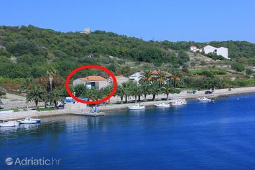 Property Vis (Vis) - Accommodation 8881 - Apartments near sea with pebble beach.