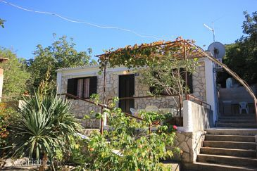 Property Uvala Rogačić (Vis) - Accommodation 8889 - Vacation Rentals near sea with pebble beach.