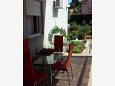 Terrace - Studio flat AS-8898-a - Apartments Rukavac (Vis) - 8898