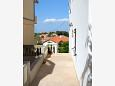 Courtyard Sali (Dugi otok) - Accommodation 890 - Apartments near sea with pebble beach.