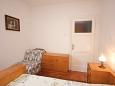 Bedroom 1 - House K-8907 - Vacation Rentals Vis (Vis) - 8907