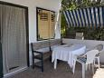 Terrace - Studio flat AS-8942-b - Apartments Milna (Vis) - 8942