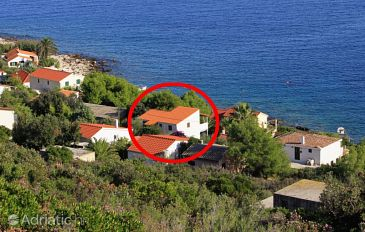 Property Milna (Vis) - Accommodation 8942 - Apartments near sea with rocky beach.