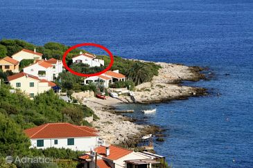 Property Milna (Vis) - Accommodation 8946 - Apartments near sea.