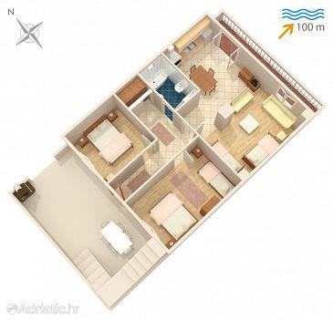 Apartment A-895-a - Apartments Sali (Dugi otok) - 895
