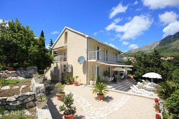 Property Srebreno (Dubrovnik) - Accommodation 8957 - Apartments and Rooms near sea with pebble beach.