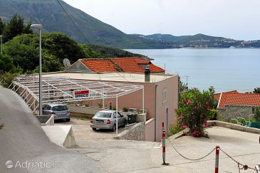 Property Mlini (Dubrovnik) - Accommodation 8971 - Apartments near sea with pebble beach.