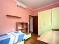 Bedroom 3 - Apartment A-8979-a - Apartments Soline (Dubrovnik) - 8979