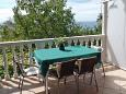 Terrace - Apartment A-8987-a - Apartments Soline (Dubrovnik) - 8987