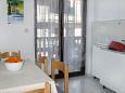 Sali, Kitchen u smještaju tipa apartment, dostupna klima.
