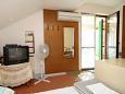 Bedroom 2 - Apartment A-9028-a - Apartments Srebreno (Dubrovnik) - 9028