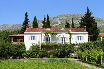 Property Srebreno (Dubrovnik) - Accommodation 9028 - Apartments with pebble beach.