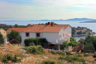 Property Sali (Dugi otok) - Accommodation 908 - Apartments with pebble beach.