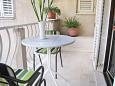 Balcony - Apartment A-9085-a - Apartments Srebreno (Dubrovnik) - 9085