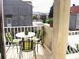 Terrace 2 - Apartment A-9085-a - Apartments Srebreno (Dubrovnik) - 9085