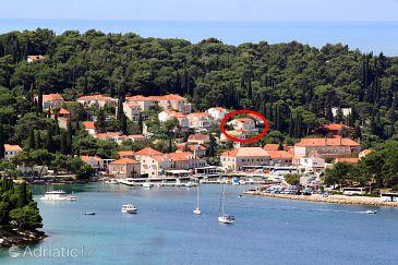 Cavtat, Dubrovnik, Property 9090 - Apartments and Rooms blizu mora.