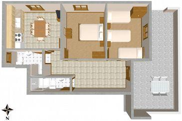 Apartament A-910-a - Apartamenty Sali (Dugi otok) - 910